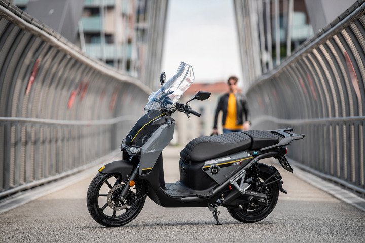 Super SOCO Electric Scooters & Mopeds | Australia